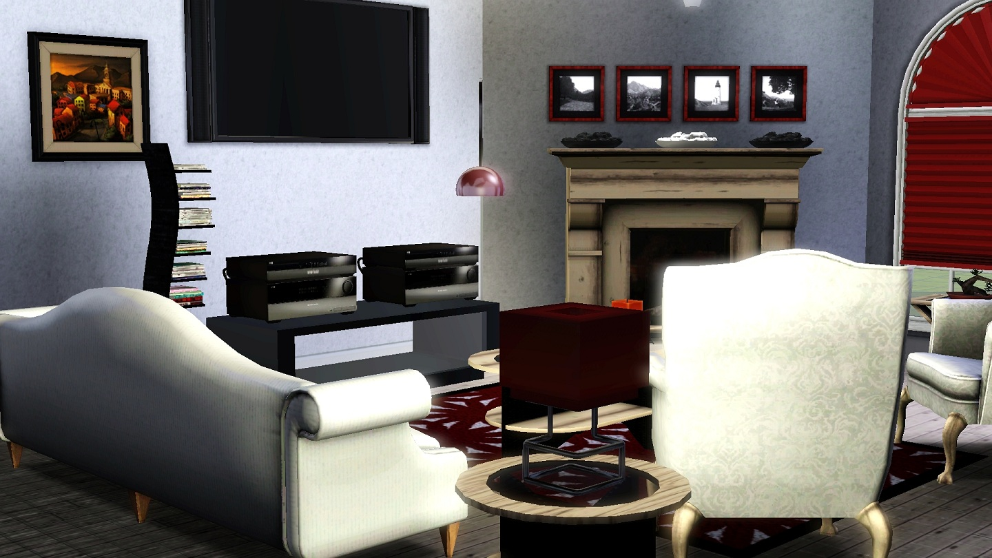 Sims 3 and interior decorating mmo gamer chick for Interior decorating help