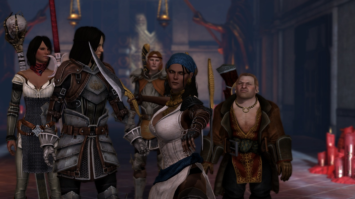 hawke and companions Selecting an escort is tricky, given the limited information, daunting range ...