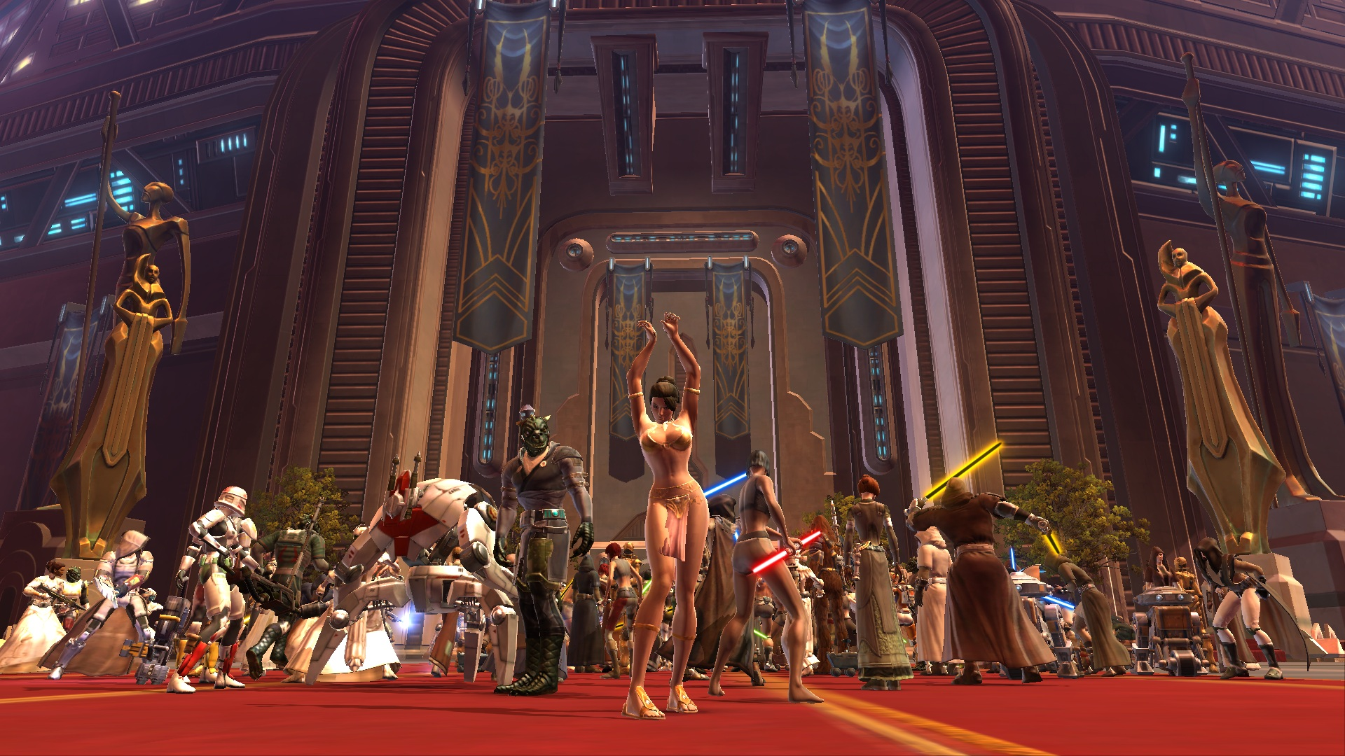 Kotor nudity pron scenes